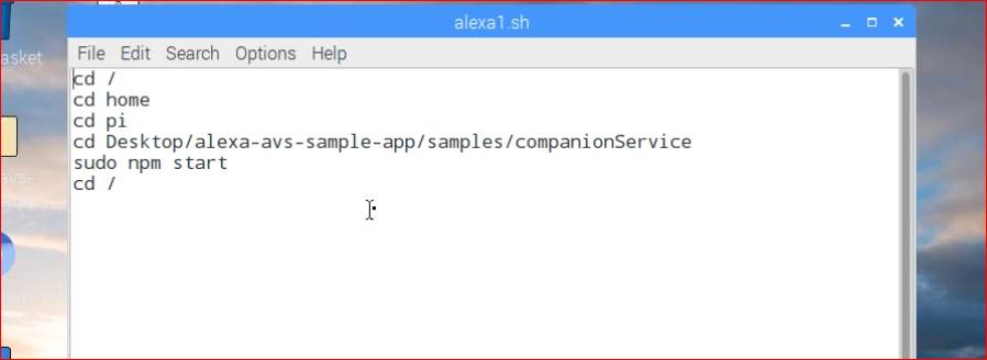 Alexa Code mkme.org