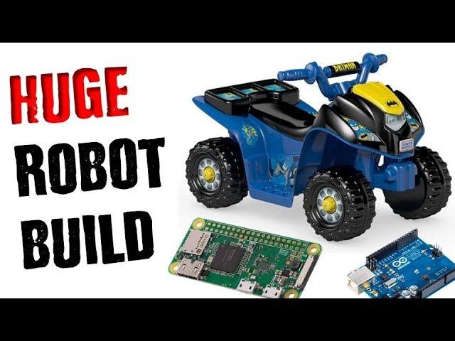 mkme.org raspberry pi robot